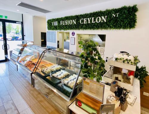 The Fusion Ceylon Tea
